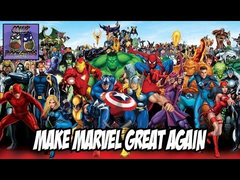 Marvel Madness!