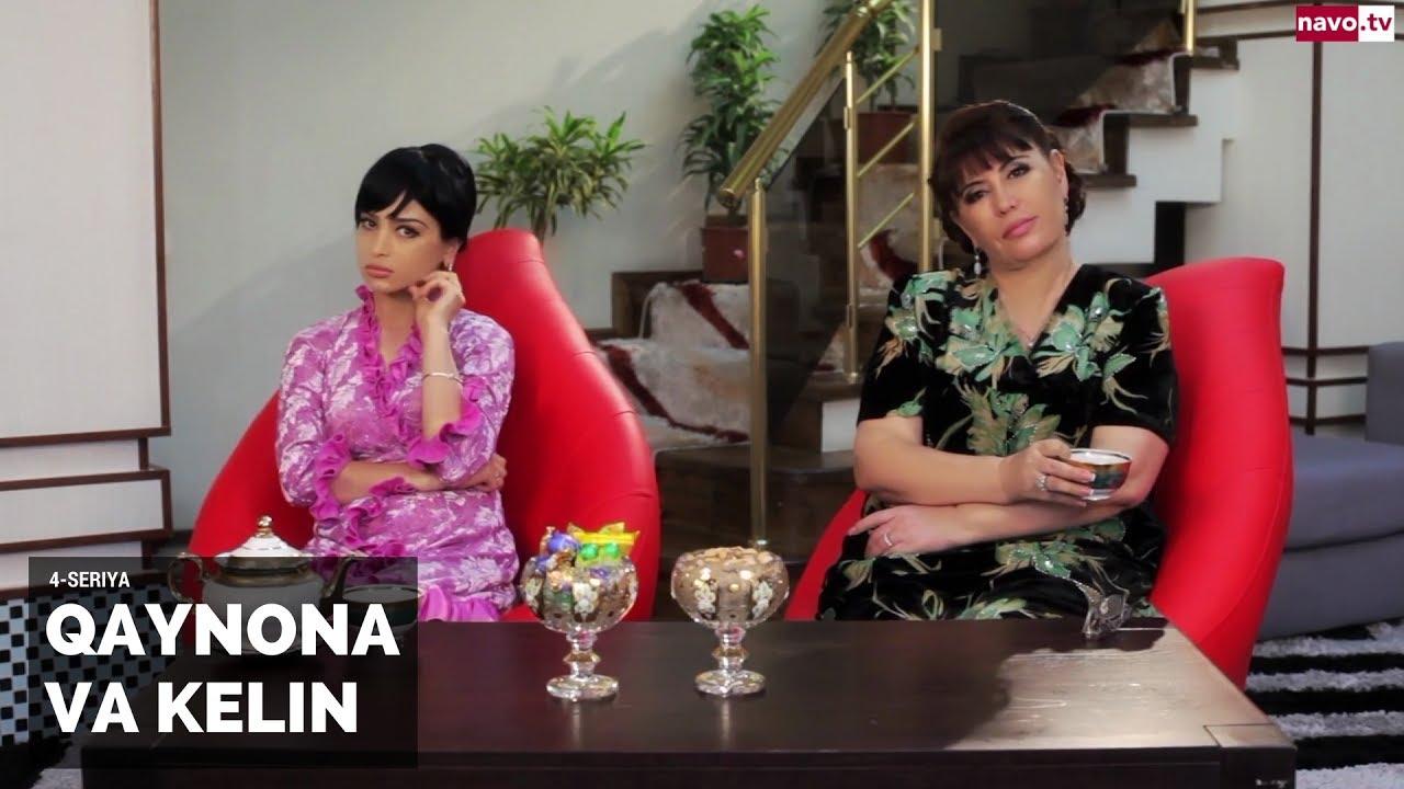 Qaynona va kelin (5-seriya) | Қайнона ва келин (5-серия)