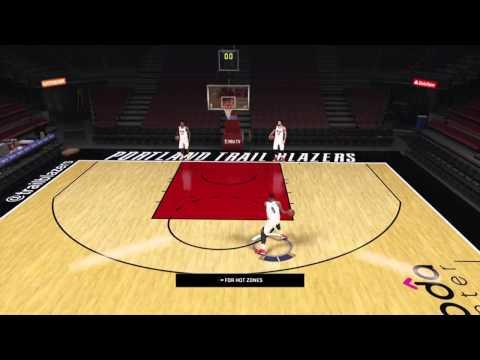 NBA 2K15 MyCareer How To Dribbble Like Damian Lill