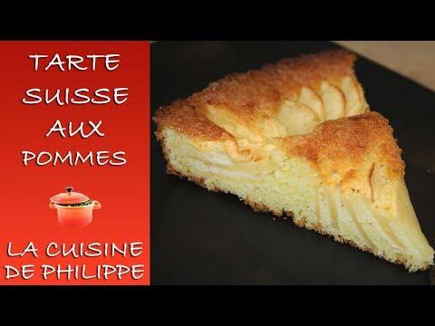 tarte-suisse-aux-pommes