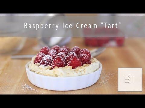 "Raspberry Ice Cream ""Tart"" | Byron Talbott - YouTube"