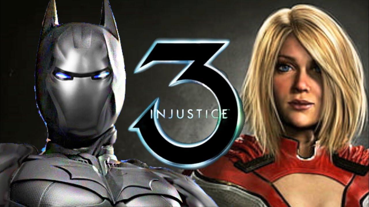 RUMORES PESADOS de INJUSTICE 3 & NOVO BATMAN da WB Games, Agora as coisas estão ficando quentes