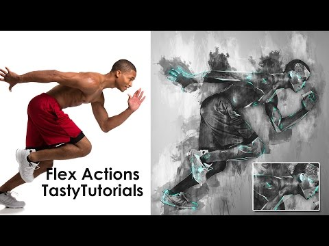 photoshop tasty tutorials