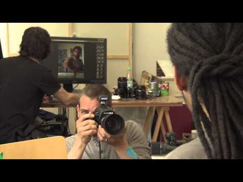 Portrait photography with Christian Kaufmann 2/3 | Phase One LIVE