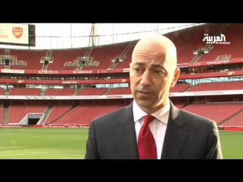 Emirates signs new sponsorship agreement with Arsenal Football Club