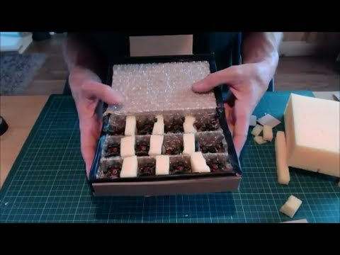 How to make cheap and easy custom miniature storage boxes