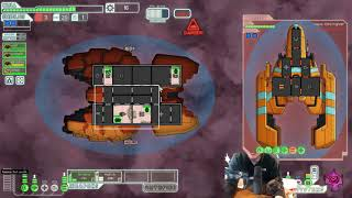 FTL: Hard, No Pause Episode 96: Warning: This Video Contains Cat