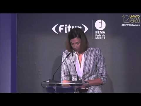 12 UNWTO AWARDS FORUM - NGO Panel