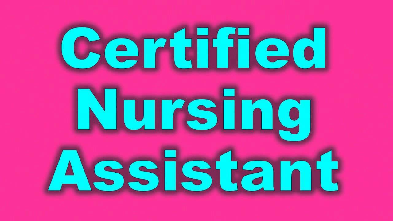Cna Nursing School Of Fort Oglethorpe Georgia Youtube