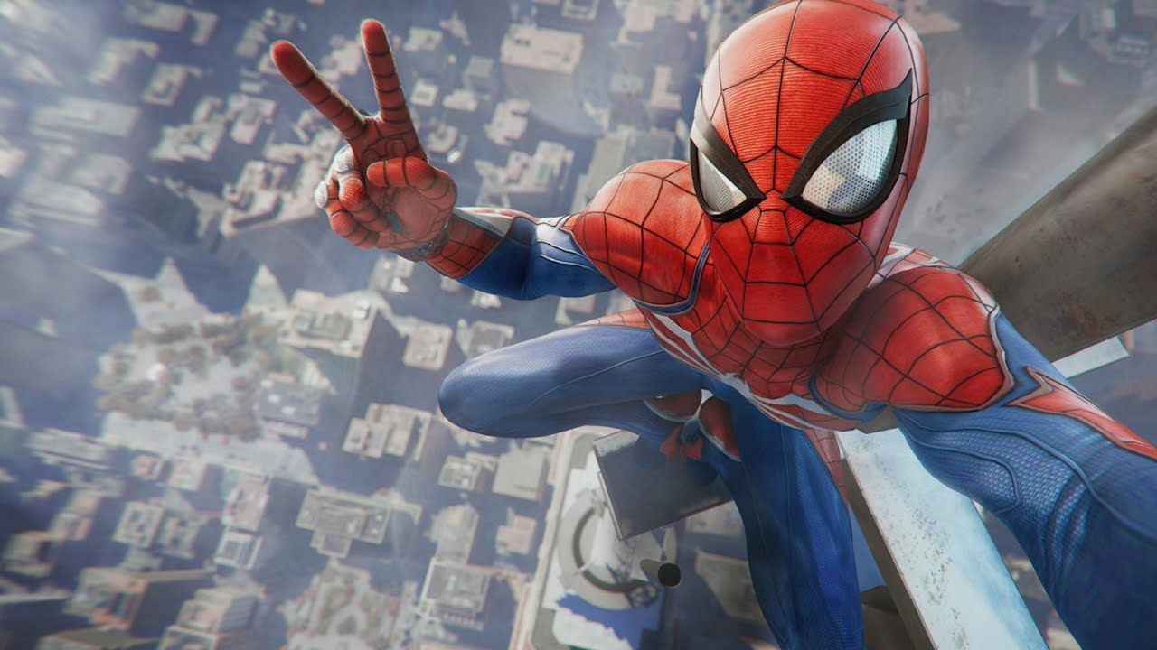 Image result for spider man ps4 be greater