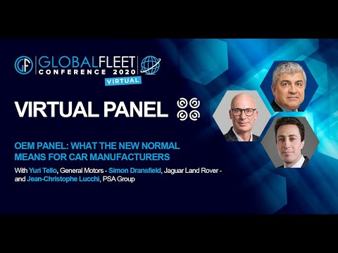 OEM Panel: What The New Normal Means For Car Manufacturers