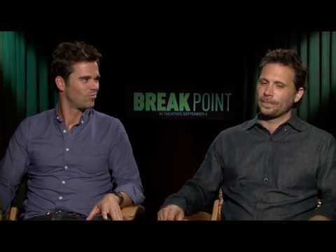 Break Point Interview: Jeremy Sisto and David Walton