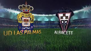 El partido Las Palmas - Albacete empieza en Guaguas