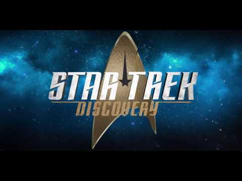 Thumbnail: Classic-Style Titles for Star Trek Discovery