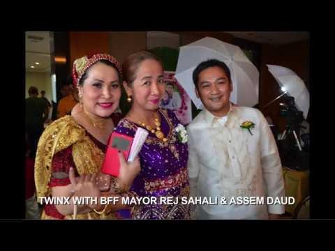 EIMAN TULAWIE AND DENMAR SAHIDULLA WEDDING AT GARDEN ORCHIDS HOTEL AUG 20,2016 HD 1080p