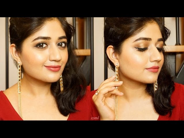 Easy Party Makeup For Beginners