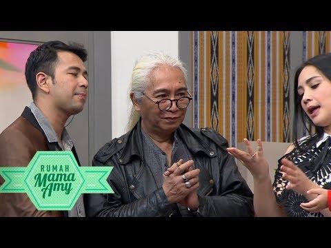 Papa Gideon Tengker dan Mama Rita Kasih Ucapan ke Rafathar  - Rumah Mama Amy (15/8)