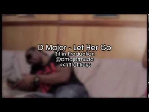 Dmajor Let her go