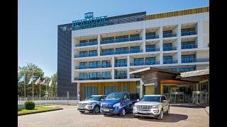 Приморье Grand Resort Hotel 4* Геленджик, Россия | обзор отеля, территория, питание