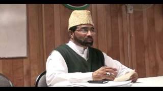 Ahmadiyya Missionary Imam Kauser Class - 03/07/2009 [Part 2]