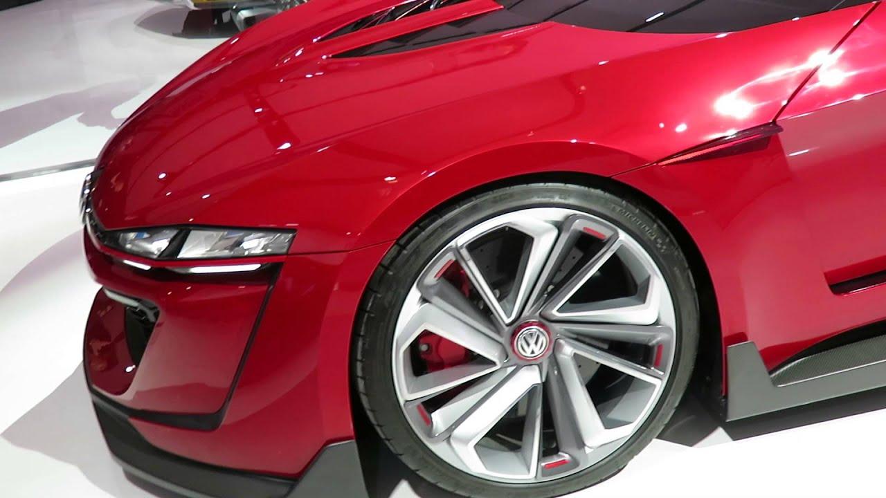 Volkswagen GTI Roadster Introduction Specs Walkaround at The 2016
