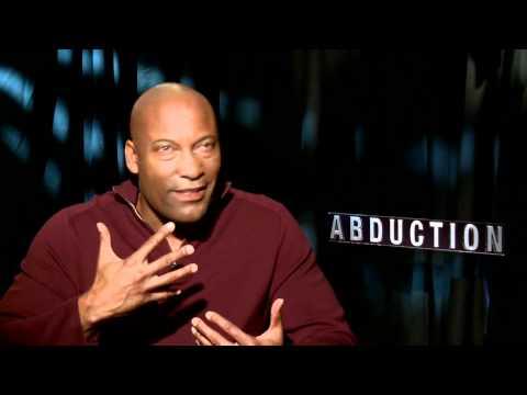 "Director John Singleton Interview For ""ABDUCTION"""