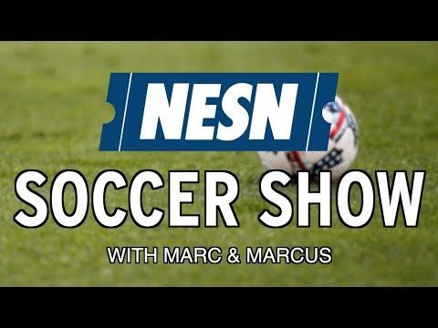 NESN Soccer Show: USA WCQ's vs. Costa Rica, Honduras Preview; Transfer Deadline Day