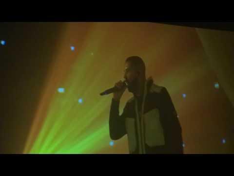 Drake - Fake Love - live Manchester 2017