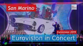 San Marino Eurovision 2019: Serhat - Say Na Na Na - Eurovision in Concert - Eurovision Song Contest