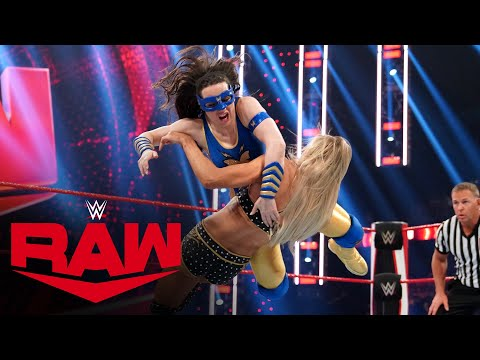 Nikki A.S.H. vs. Charlotte Flair – No Holds Barred Match: Raw, Aug. 2, 2021
