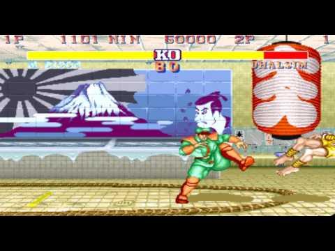 Street Fighter 2: CE Bison TOD