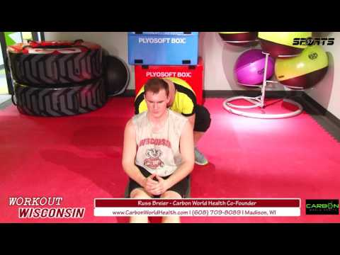 Workout Wisconsin I Carbon World Health I Episode 108 I Air Date 1/23/17