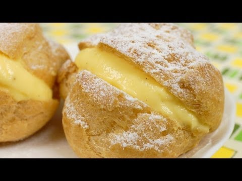 Cream Puffs with