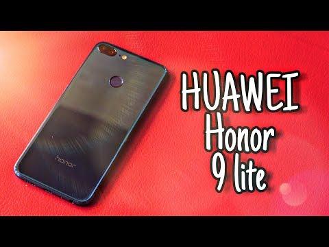 Huawei Honor 9 lite Review | 4k | ATC