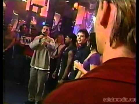 SClub7 @ MuchMusic 2001_1/6