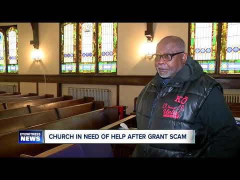 Buffalo church in need of help following grant scam