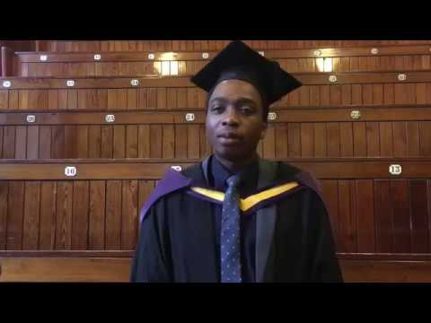 Equity and merit student graduates with LLM in International Business and Commercial Law