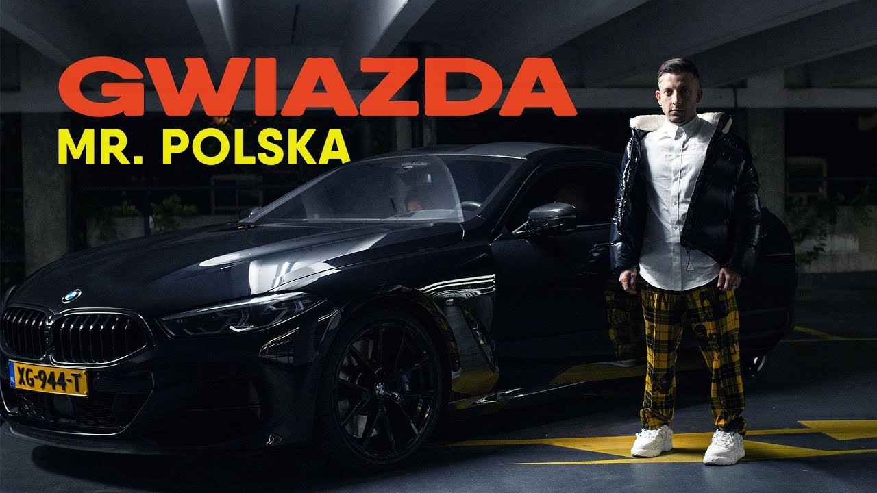 Mr. Polska - Gwiazda (prod. By Abel de Jong) [official video]
