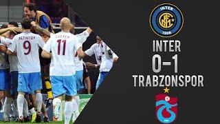 İnter 0-1 Trabzonspor Türkçe Spiker Maç Özeti - Şampiyonlar Ligi (14/09/2011)