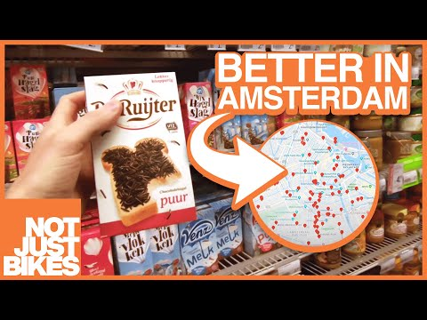 Why Grocery Shopping is Better in Amsterdam