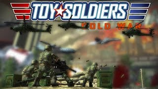Toy Soldiers Cold War - France Will Never Surrender! - Toy Soldiers Cold War Gameplay