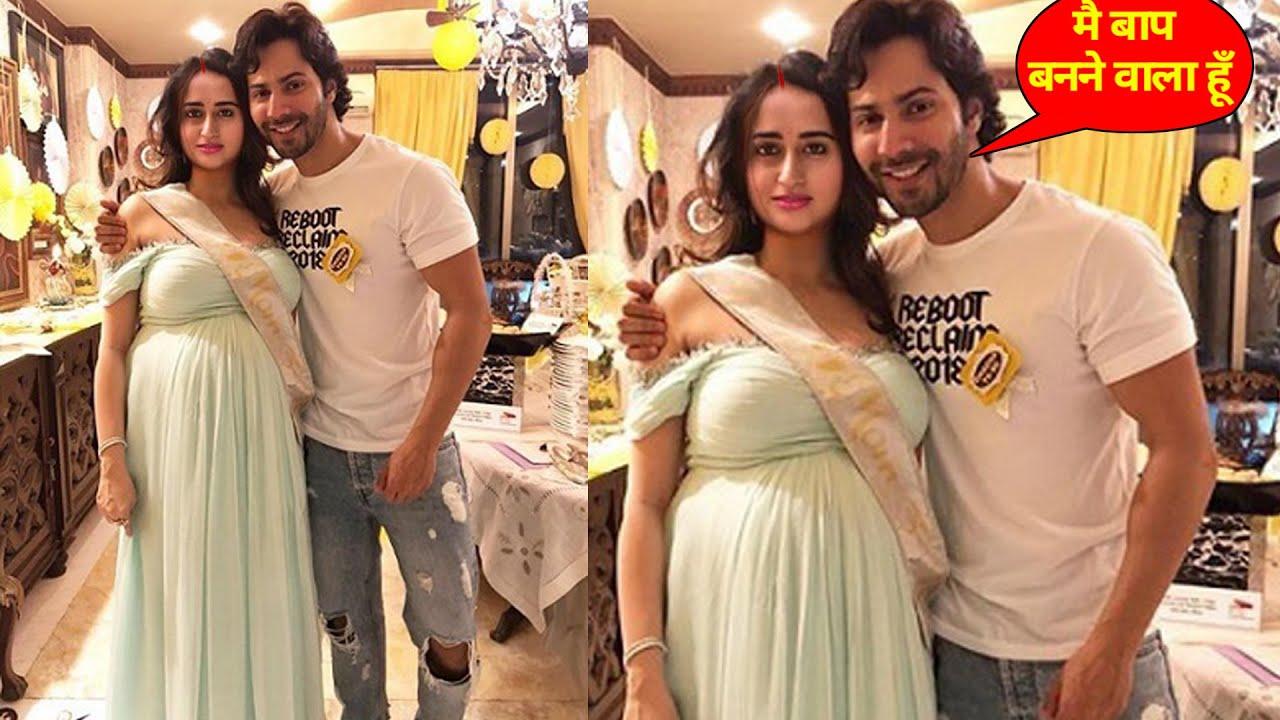 Varun Dhawan की पत्नी Natasha Dalal ने Flaunt किया Baby Bump, जल्द ही पापा बनने वाले है वरुण