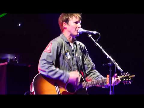 James Blunt - So Long Jimmy live Hannover TUI Arena 10.03.2014