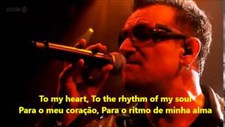 U2 - Momento of Surrender - Live in Glastonbury 2011 (Tradução PT-ING) (by Giovane)
