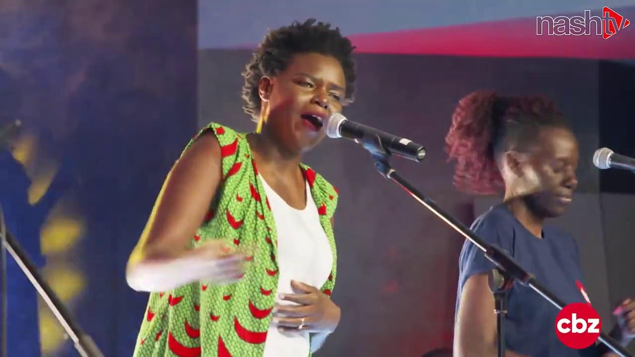 Download Selmor Mutukudzi - CBZ Holdings 40th Anniversary Celebration (Live Perfomance)