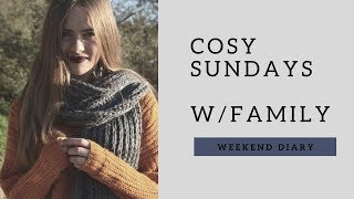 COSY SUNDAYS | Anastasia Tsilimpiou