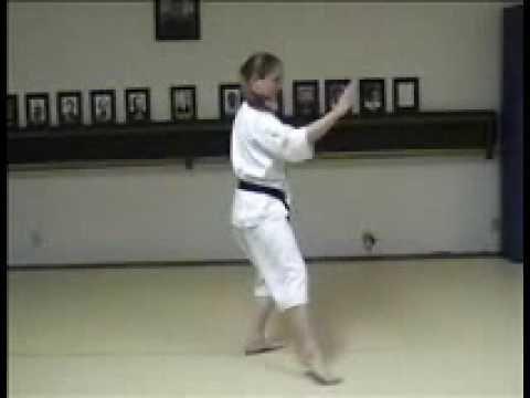 Shimei - San Ten Karate