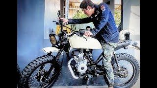 Makina Riders:  Raimund Marasigan