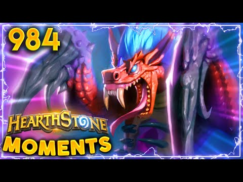 Rastakhan Is Out And IT'S NUTS!!! | Hearthstone Daily Moments Ep.984