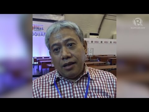 Indonesia's ex-poll commissioner observes Philippine elections